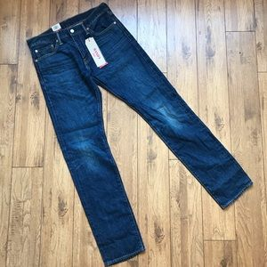 Levi's 511 high rise slim fit jeans 32x34
